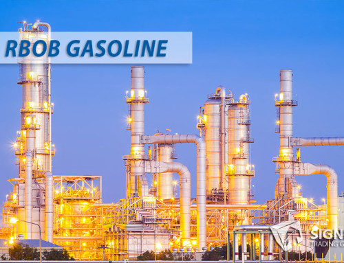 RBOB Gasoline Top Seasonal Market